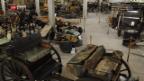 Video «Berner Militärmuseen zittern» abspielen