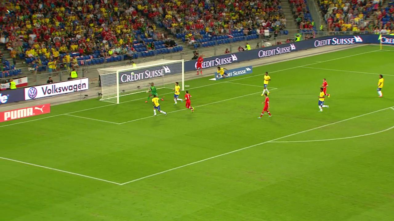 Brasilien: Das letzte Duell gewann die Schweiz