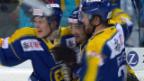 Video «Der HCD besiegt das Team Canada («sportlive», 28.12.2013)» abspielen