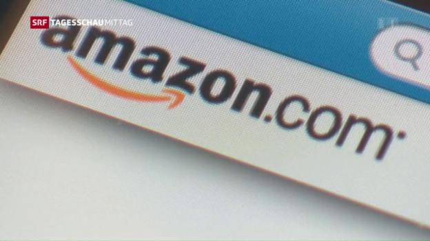 Video «Amazon schreibt schwarze Zahlen» abspielen