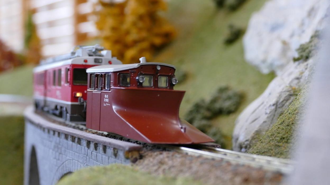 Eisenbahner der Zukunft fördern