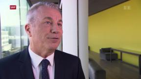 Video «FOKUS: Nicht nur die Aktienhalter spüren den Börsencrash» abspielen