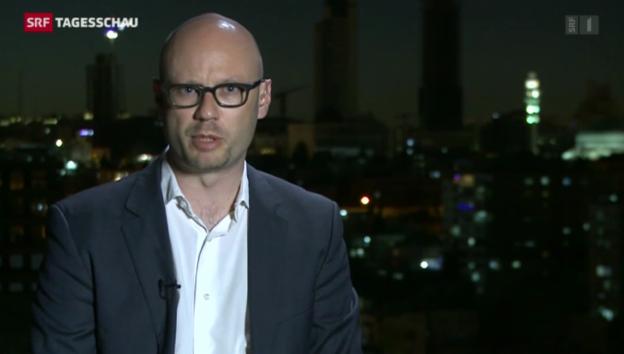 Video «Nahost-Konflikt eskaliert» abspielen