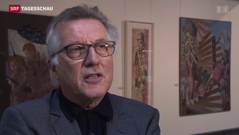 Wegbegleiter und Kunstkenner zu Hans Ernis Vermächtnis