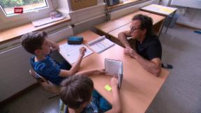 Video «Schule ohne Hausaufgaben» abspielen