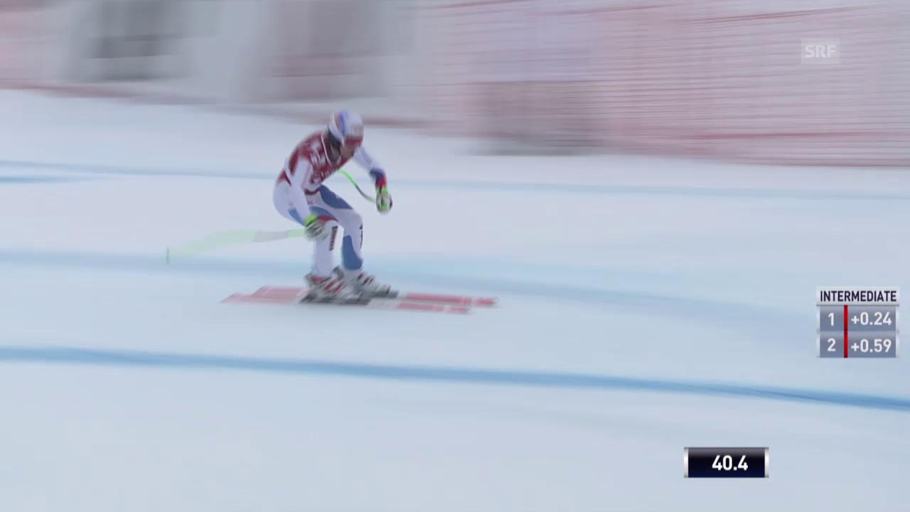 Ski: Die Fahrt von Carlo Janka
