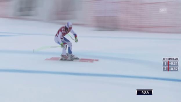 Video «Ski: Die Fahrt von Carlo Janka» abspielen
