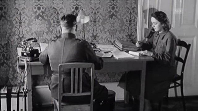 Militärischer Frauenhilfsdienst (Schweizer Filmwochenschau)