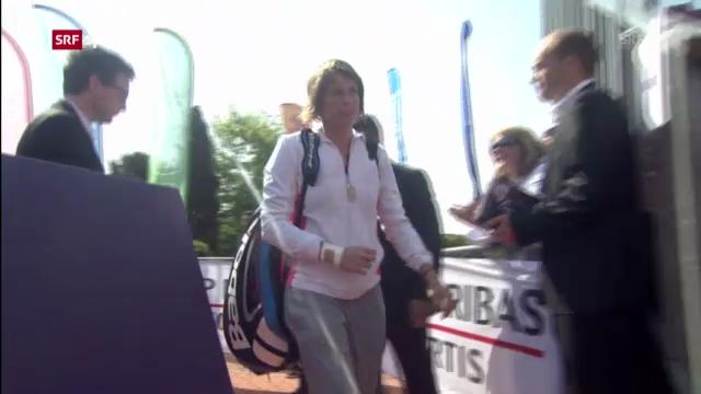 WTA Brüssel: Oprandi scheitert im Halbfinal («sportaktuell»)