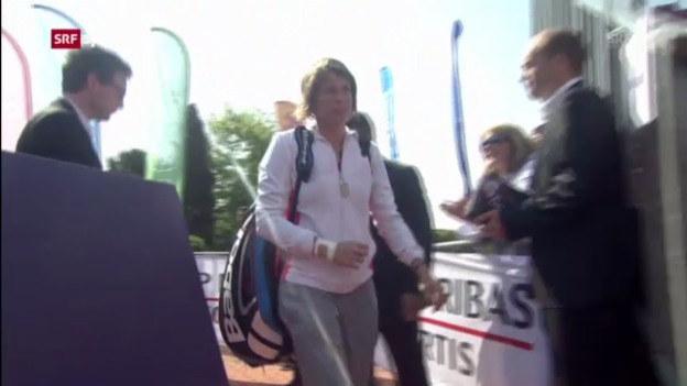 Video «WTA Brüssel: Oprandi scheitert im Halbfinal («sportaktuell»)» abspielen
