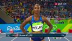 Video «Rard-Reuse im Halbfinal out – dreifacher Triumph für USA» abspielen