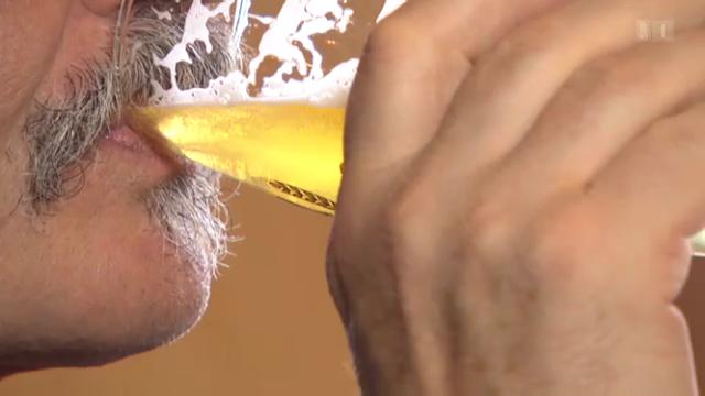 Alkoholfreies Bier und Geselligkeit