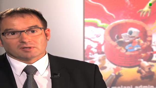 Video «Sicherheitsexperte Pascal Lamia empfiehlt einen separaten E-Banking-Computer» abspielen