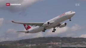 Video «Flüge ab Zürich dürfen Richtung Süden starten» abspielen