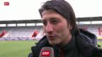Video «Super League: Reaktionen zu Thun - Basel» abspielen