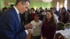 Video «FOKUS: Der Tessiner Ignazio Cassis ist neuer Bundesrat» abspielen