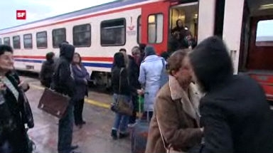 Transasia-Express: Das Wirtschaftwunder Kayseri