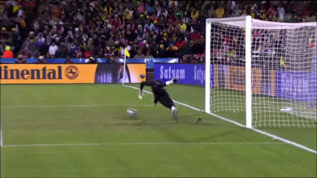 Final ConfedCup 2009, Brasilien-USA («tagesschau» vom 29.06.09)