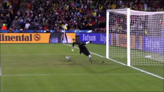 Video «Final ConfedCup 2009, Brasilien-USA («tagesschau» vom 29.06.09)» abspielen