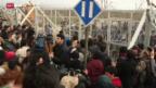 Video «Griechenland: Endstation für Flüchtlinge» abspielen