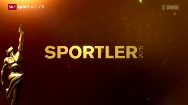 Video «Sports Awards: Die Nominierten sind bekannt» abspielen