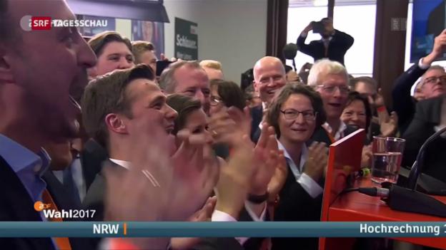 Video «Tagesschau vom 14.05.2017, 19:30» abspielen