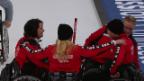 Video «Curling: Erster Sieg für die Schweiz» abspielen