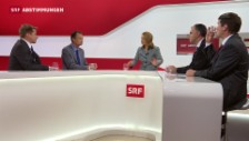 Video «Elefantenrunde zur SVP-Initiative» abspielen