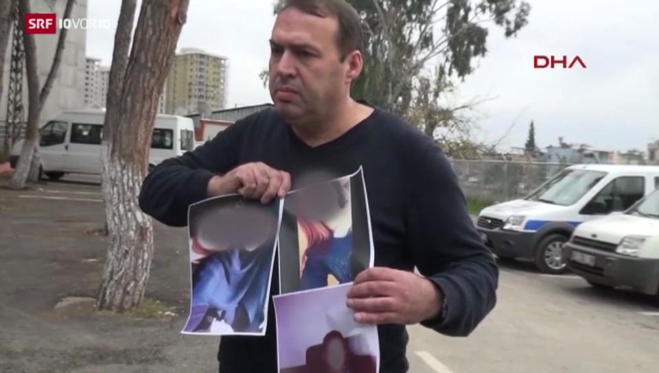 Schweizer Vater sucht seine radikalisierten Kinder