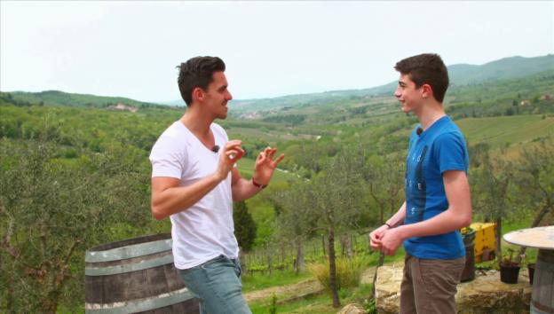 Video «Dai, domanda!: La vita in campagna (2/10)» abspielen