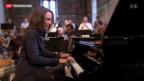 Video «Wenn Töne wie Bäche plätschern» abspielen