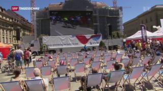 Video «Tour de France in Bern» abspielen