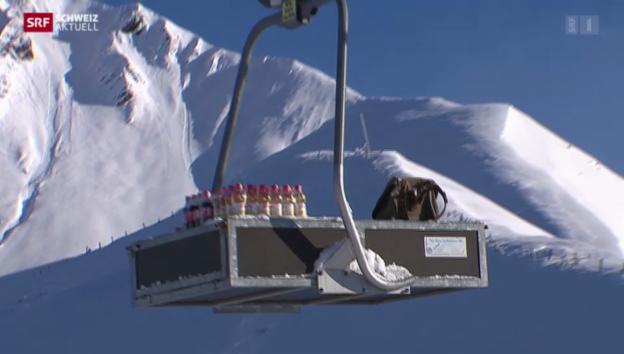Video «Schweiz aktuell vom 22.11.2013» abspielen