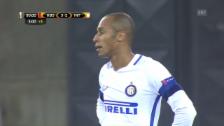 Video «Be'er Sheva düpiert Inter» abspielen
