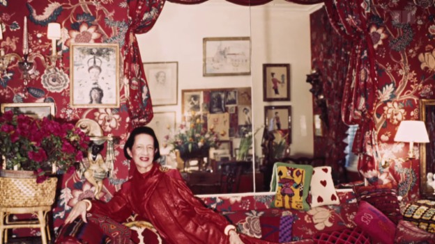 Video «Diana Vreeland: The Eye Has to Travel» abspielen