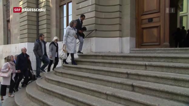 Video «Dieses Mal will die Genfer Justiz alles richtig machen» abspielen