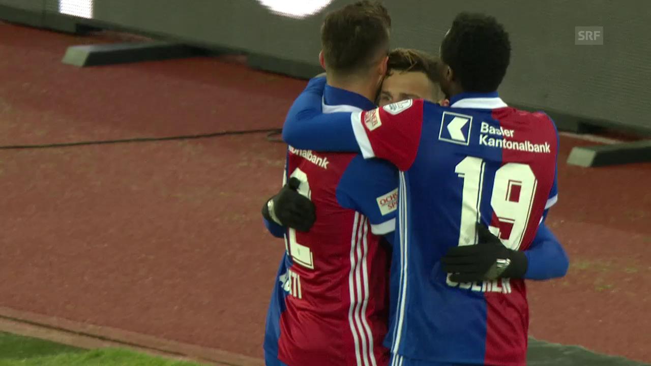 Steffen trifft im letzten Spiel für den FCB