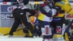Video «Eishockey: Ambri - Bern» abspielen