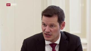 Video «Maudet ist nicht mehr Regierungspräsident» abspielen