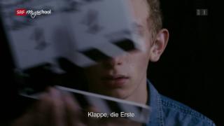 Video «Die kleine Kinoschule: Anfänge eines Schauspielers (2/4)» abspielen