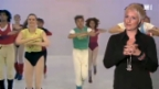 Video «Fitnesstrends - das Volk turnt mit» abspielen