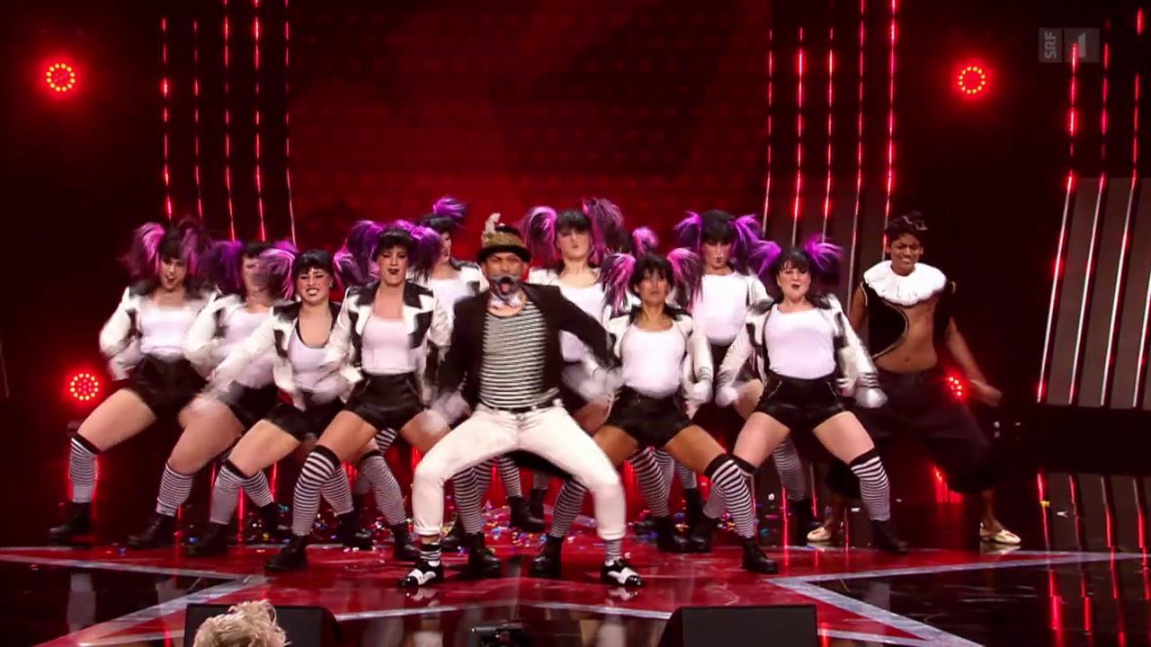 «ASD Allstarz» begeistern mit Hip-Hop-Performance