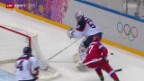 Video «Teil 1: Die russischen Eishockeystars gegen die Slowakei» abspielen