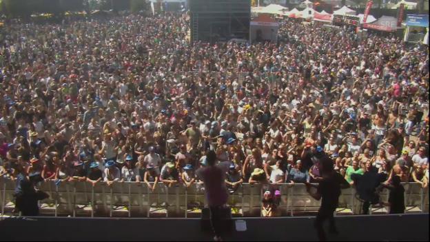 Video «Manillio - «Nada» Heitere Open Air» abspielen