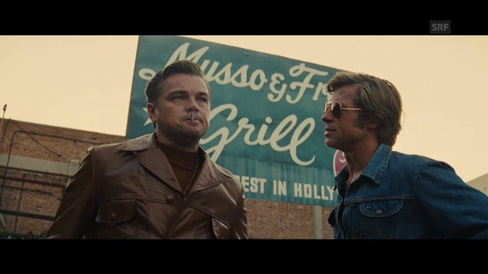 Trailer zu Tarantinos «Once Upon a Time in Hollywood»
