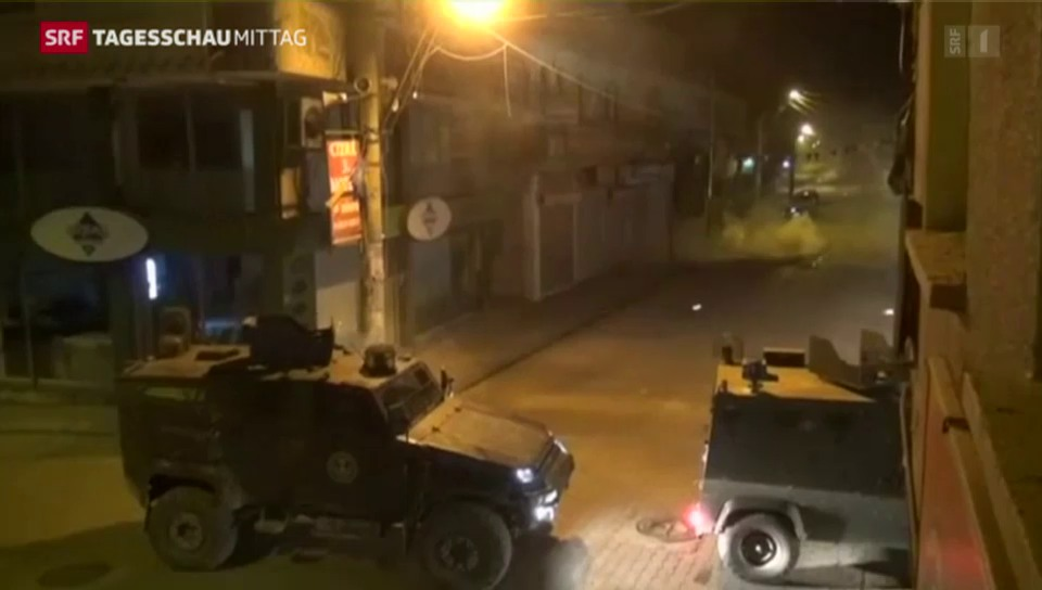Türkei nimmt Kurden ins Visier