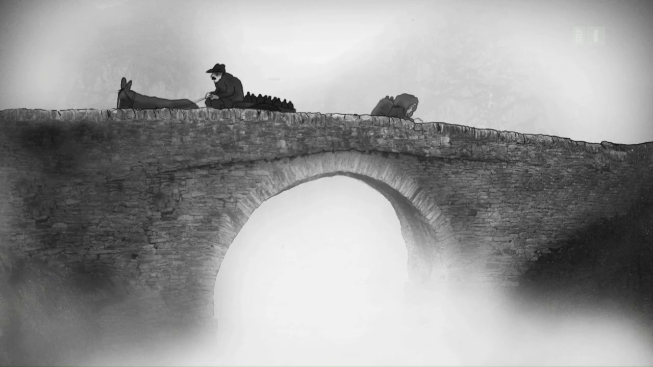 Die Teufelsbrücke von Uri