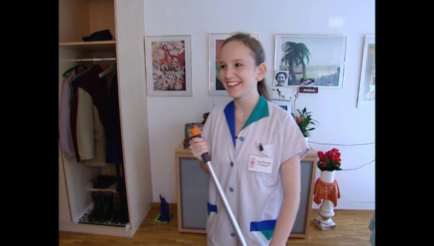 Video «Berufsbild: Hauswirtschaftspraktikerin EBA» abspielen