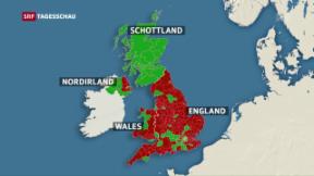 Video «Schottland will mit EU verhandeln» abspielen