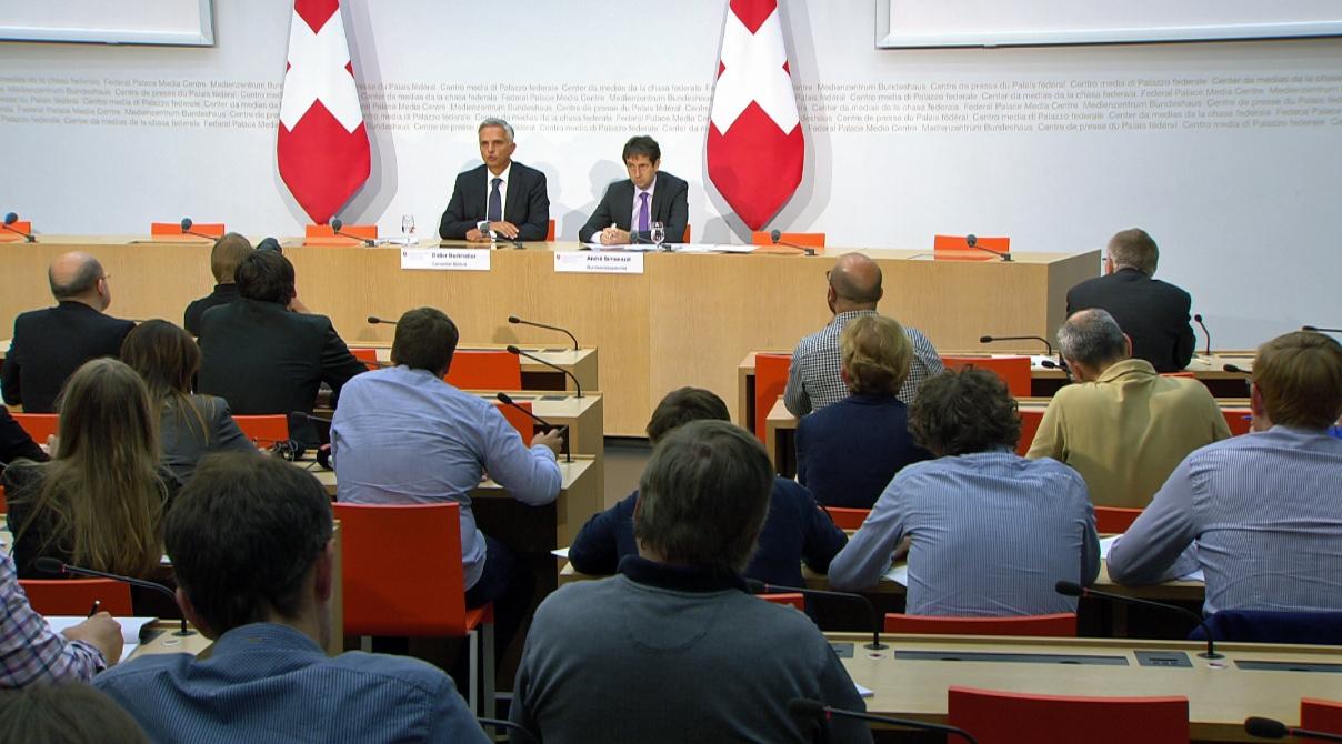 Keine grossen Neuigkeiten zum Rahmenabkommen